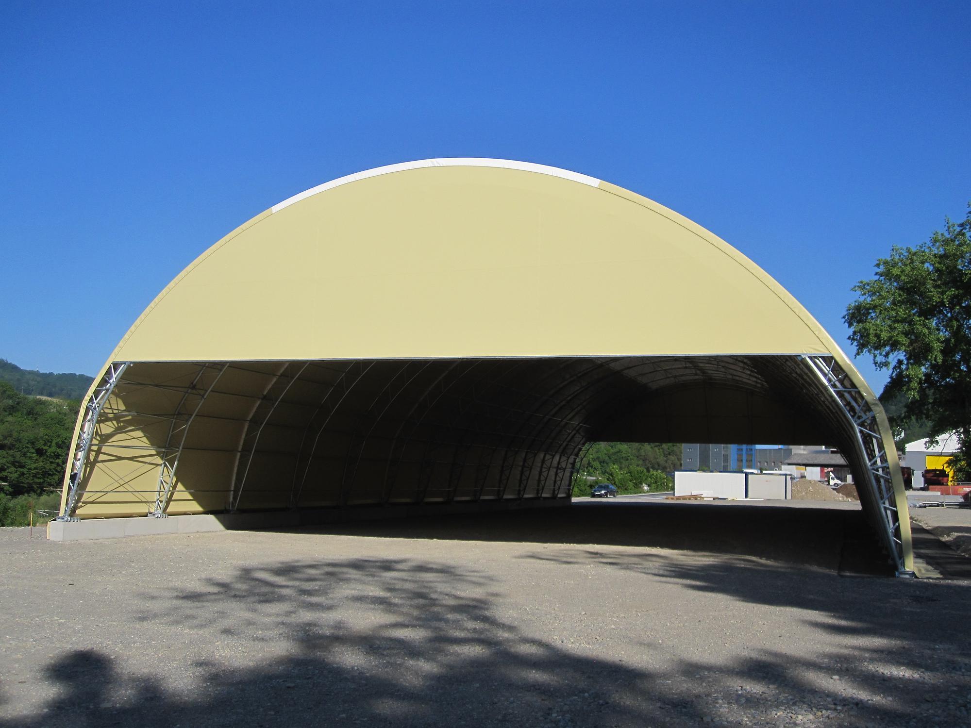 Hallen-Plan GmbH Rundbogenhalle